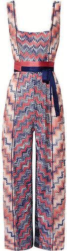 Missoni Crochet-knit jumpsuit