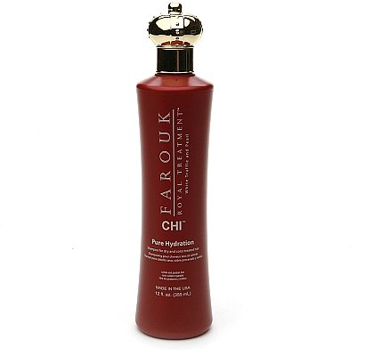 Farouk Royal Treatment by CHI Pure Hydration Shampoo for Dry and Color Treated Hair