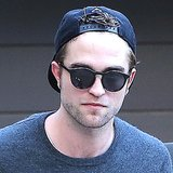 Robert Pattinson Throws Party in LA | Video