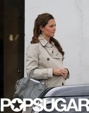 Kate Middleton is preparing for the arrival of her baby.