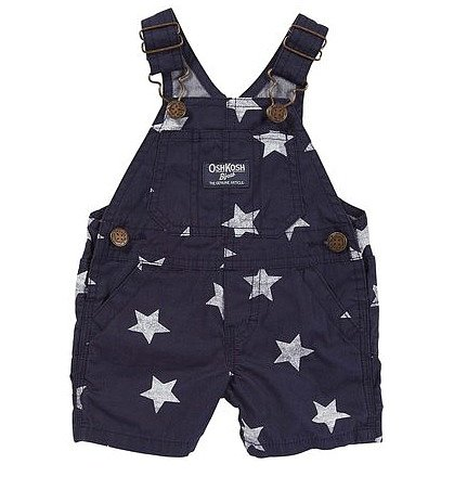 Wear These: OshKosh B'Gosh Shortalls