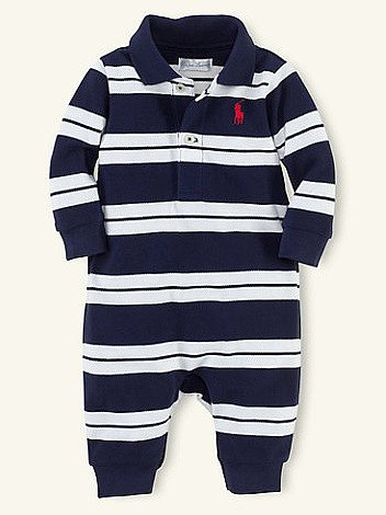 A cozy Ralph Lauren classic ($30) suits with the July Fourth holiday perfectly.