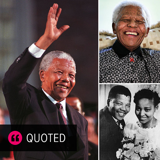 Nelson Mandela's Most Inspiring and Insightful Quotes