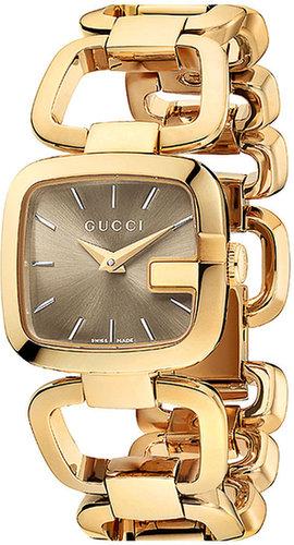 Gucci 'G-Gucci - Small' Bracelet Watch