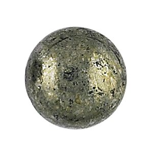Pyrite Cabochon