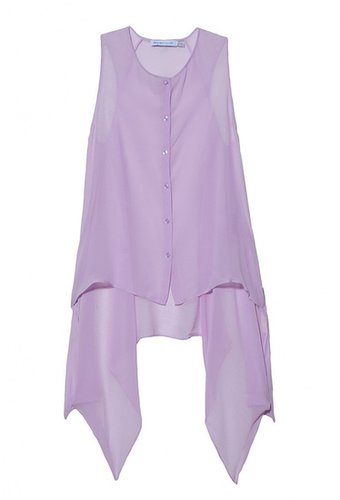 See By Chloe Button Wing Blouse