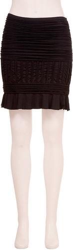 Textural Skirt