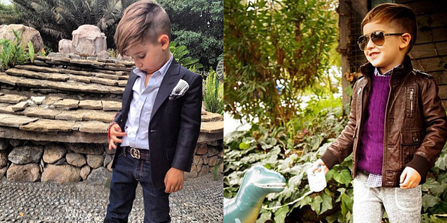 Meet the Best Dressed Boy on Instagram