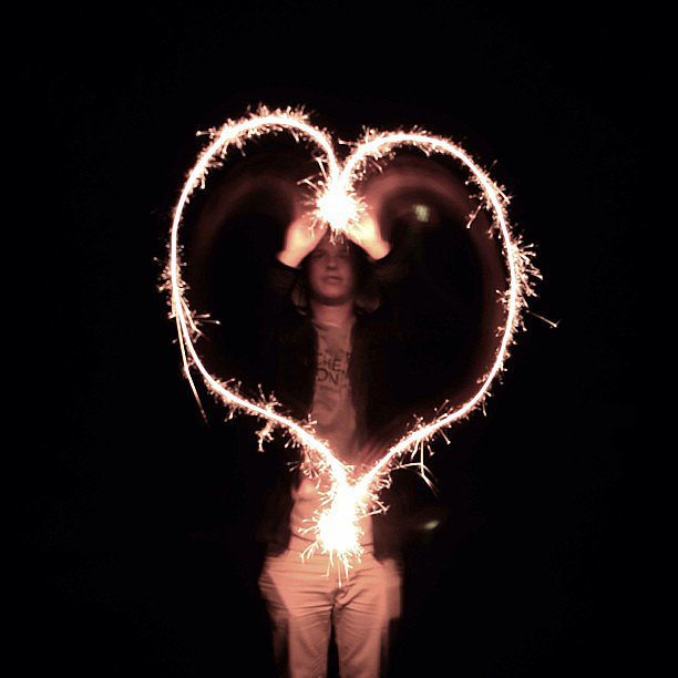 Have Fun With Sparklers