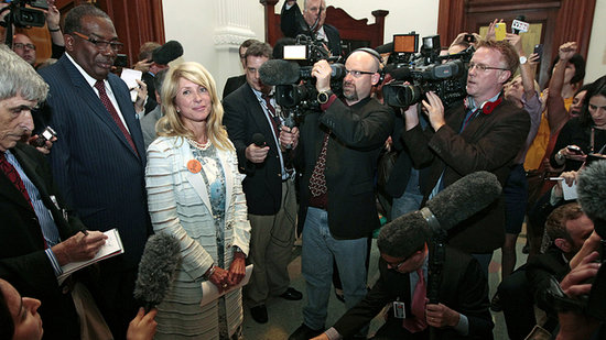 Video: Why You Should Know Senator Wendy Davis