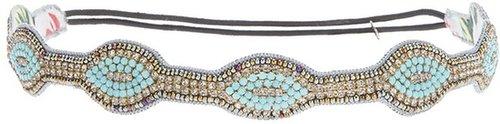 Deepa Gurnani 'Eye Station Stop' headband