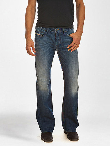 Jeans Zathan Boot Cut Blue Wash
