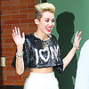 Miley Cyrus In Short Shorts | Photos