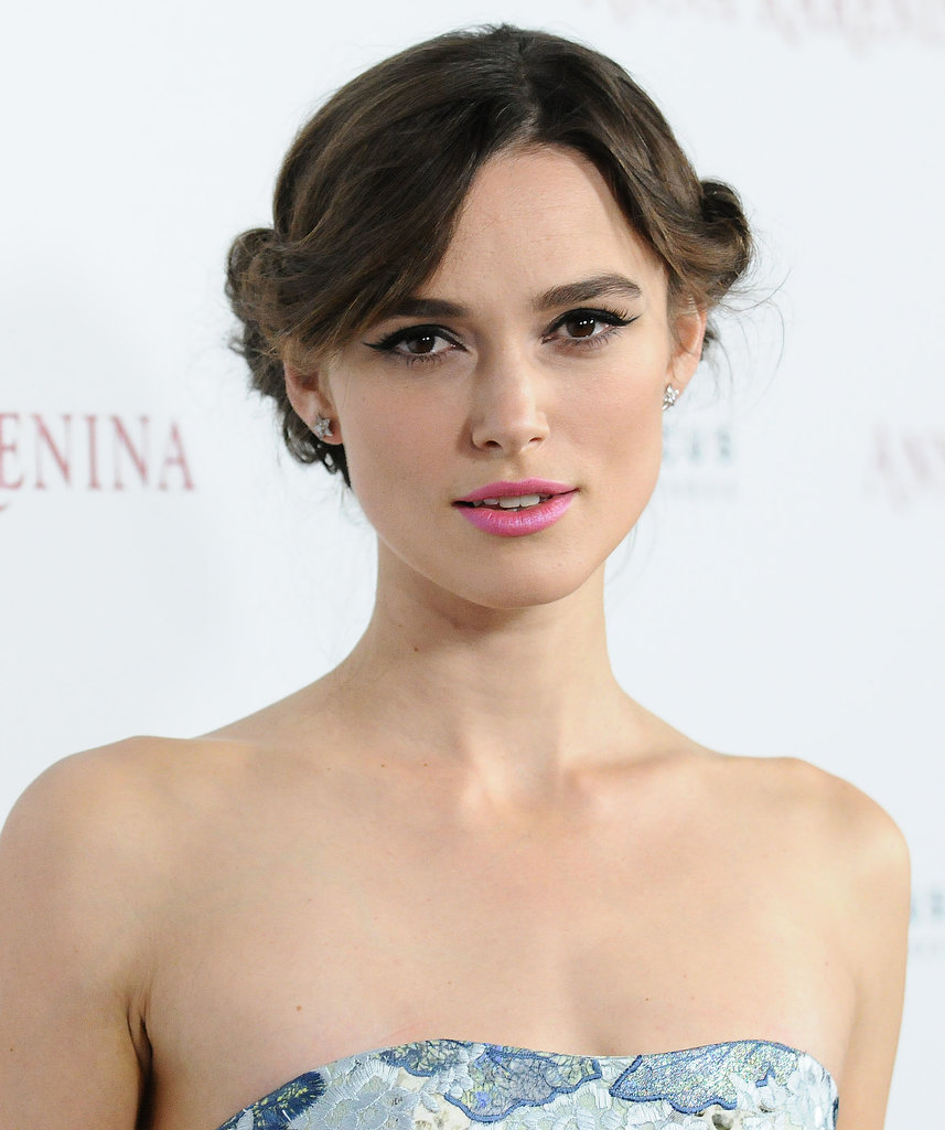 """From watching her films, you would never know that Keira Knightley has battled breakouts. """"I'm incredibly self-conscious about the fact that I get bad skin,"""" she admitted to Australian Vogue. But even blemishes didn't stop Keira from winning a beauty campaign with Chanel. How's that for motivation?"""