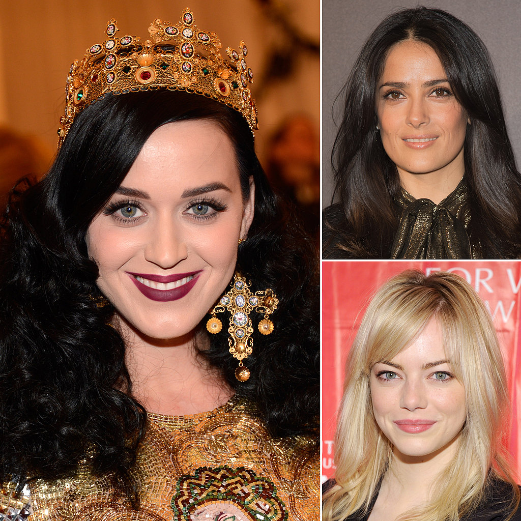 9 Celebrities Who've Battled Acne