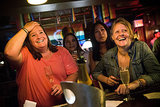 People in NYC celebrated after the Supreme Court ruled key portions of DOMA unconstitutional.