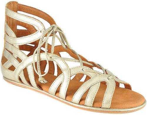 GENTLE SOULS Break My Heart Lace-Up Sandals