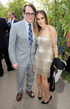Sarah Jessica Parker attended the Serpentine Gallery Summer Party with her husband, Matthew Broderick.