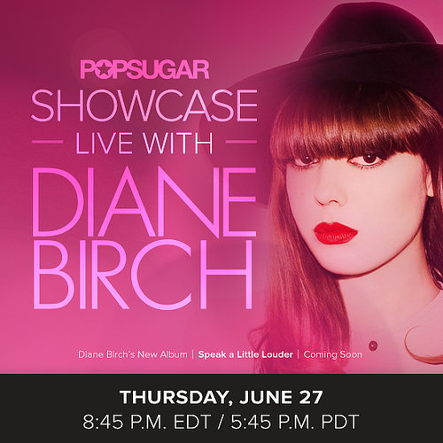 Diane Birch LIVE on POPSUGAR Showcase