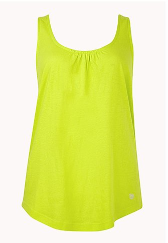 Forever 21 Knotted Back Tank