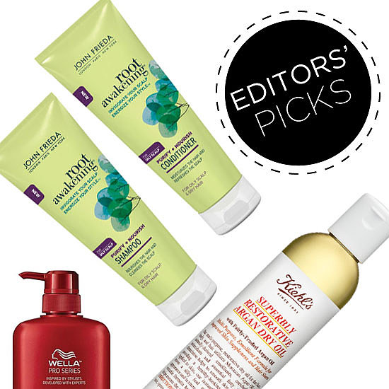 Editors' Picks: The Shampoos, Conditioners & Hair Treatments We Use