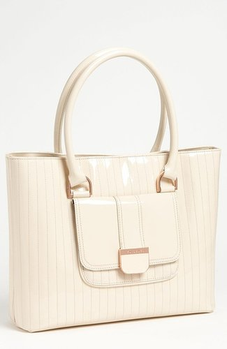 Ted Baker London 'Enamel' Quilted Shopper
