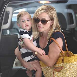 Reese Witherspoon Photos With Baby Tennessee Toth