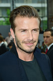 Is David Beckham Growing a Beard?