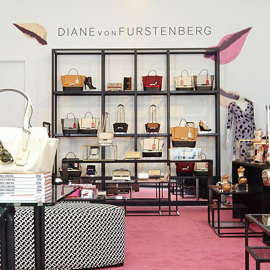 Introducing Diane von Furstenberg's Well-Accessorized Boutique