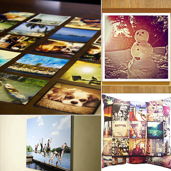 8 Ways to Bring Your Family's Instagram Memories to Life