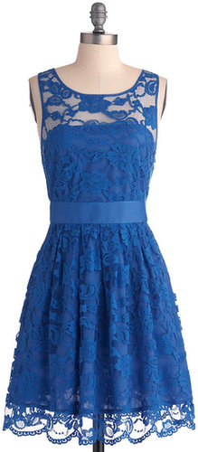 BB Dakota When the Night Comes Dress in Blue