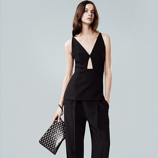 Narciso Rodriguez Resort 2014: What's Black and White?