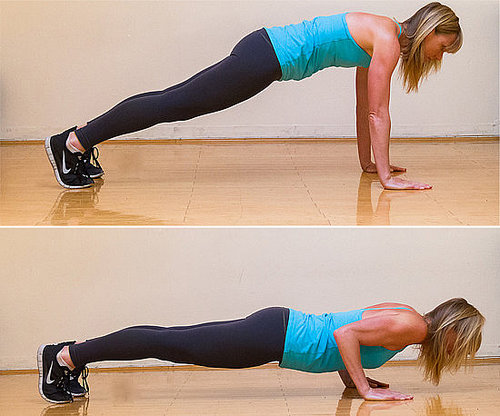 Upper Body: Push-Up