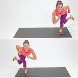 Plyometrics: Side Skaters