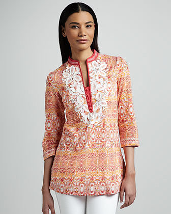 Indikka Embellished Tunic