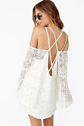 Padang Crochet Dress