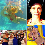 Bar Refaeli's Already Having the Best Summer Ever