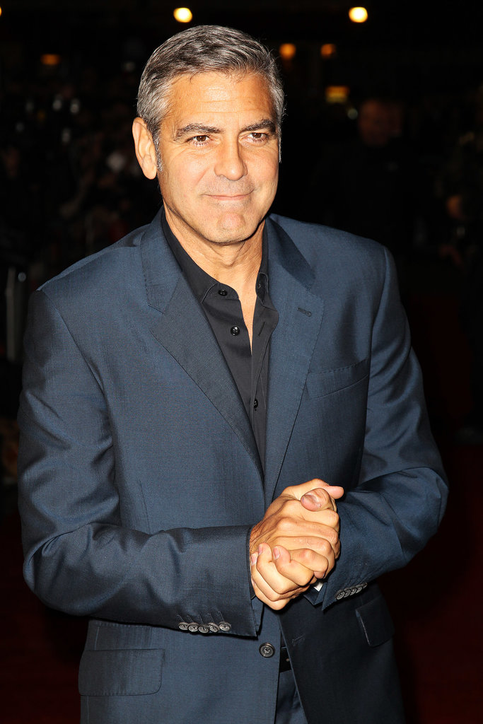 "George Clooney gave details about his sexual past in the November 2011 issue of Rolling Stone. He confessed to losing his virginity at the age of 16 but explained that his first orgasm came much earlier, saying, ""I believe it was while climbing a rope when I was 6 or 7 years old. I mean, nothing came out, but all the other elements were there. I remember getting to the top of the rope, hanging off the rope, and going, 'Oh my God, this feels great!'"""