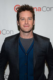 "Oh, Armie — the Lone Ranger star has been letting it all hang out lately when it comes to sexy talk. He recently told Elle magazine, ""One chick tried to stab me when we were having sex. I should so not be telling this story. She was like, 'True love leaves scars. You don't have any.' And then she tried to stab me with a butcher knife. Of course I promptly broke up with her . . . seven months later."""