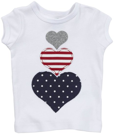Throw patriotic flags into the mix with this Carter's Fourth of July tee ($8, originally $12).