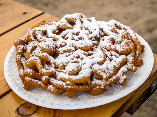 Funnel Cake Recipe — Dishmaps