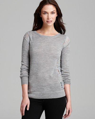 DIANE von FURSTENBERG Sweater - Honora Lace