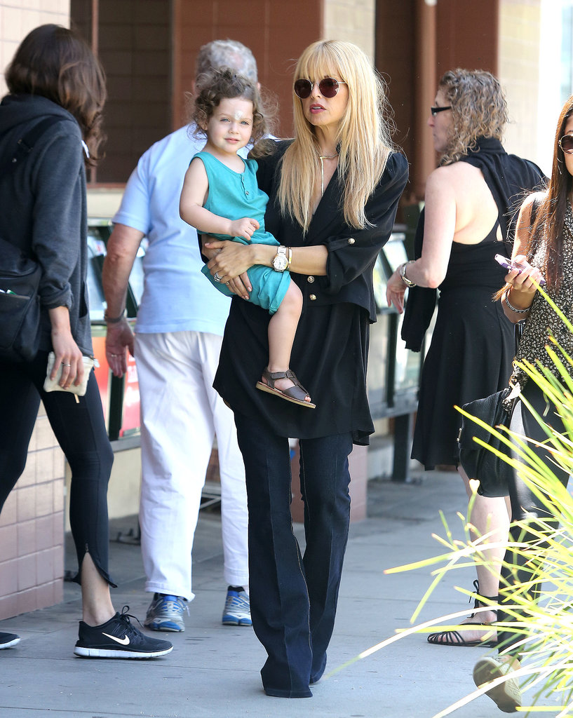 Rachel Zoe Takes Skyler to Brunch Amid Pregnancy News