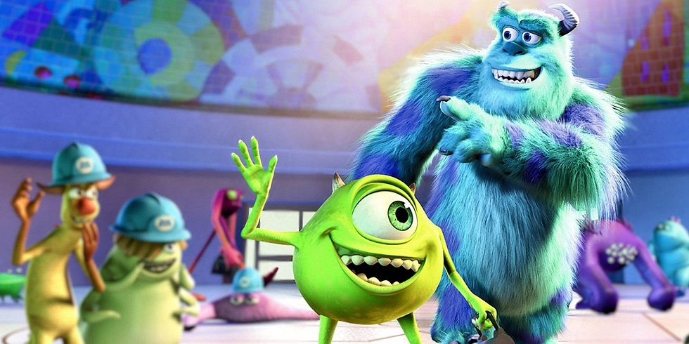 Monsters University Defeats The Heat and Channing Tatum, Too