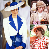 We're Tipping Our Hats to Princess Diana's Timeless Toppers