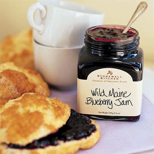 Maine: Stonewall Kitchen's Wild Maine Blueberry Jam