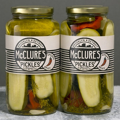Michigan: McClure's Pickles
