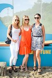 Kimberly Ovitz, Amanda Hearst, and Georgina Bloomberg supported The Humane Society at a Montauk bash.