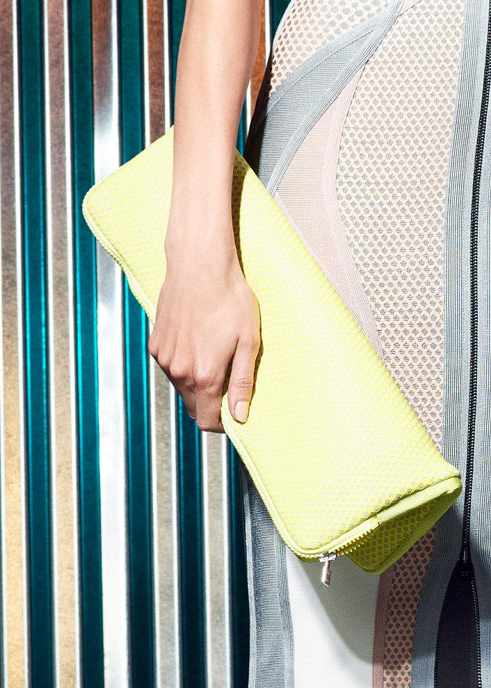 Hervé Léger Resort 2014  Photo courtesy of Hervé Léger