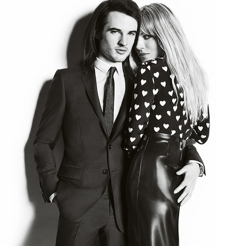 Sienna Miller Tom Sturridge in Burberry Fall 2013 Ad